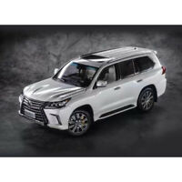 Pre-Order Kyosho 1:18 Scale Lexus LX570 White Diecast Car Model Collection CAR