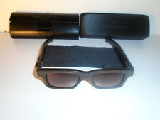 GOLD & WOOD PARIS MADE IN LUX CE B10.I 51-16-135 SUNGLASSES BUFFALO HORN $985