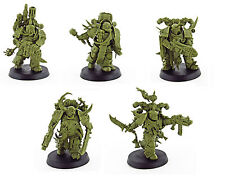 Plague Marines | Death Guard | Chaos | Know No Fear | Warhammer 40k