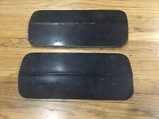 1970-1971 Lincoln  Mark III Headlight Door Covers Left & Right.