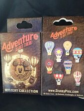 Disney Adventure is Out There Hot Air Balloon Mystery Collection Sealed Box Pin
