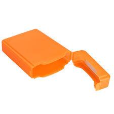 3.5Inch For Hard Drive IDE SATA Full Case Protector Storage Box Plastic r