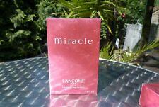 Miracle by Lancome 100ml Eau de Parfum vintage 90's in blister