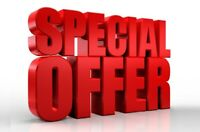 SPECIAL OFFER - Nothing in Particular - OR, what ever you may want or need.