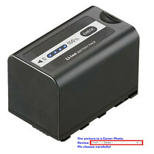 Kastar Replacement Battery Pack for AG-VBR59 AG-B23 Panasonic AG-DVX200PB Camera