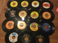 60's Pop-Rock 45 Lot: Tommy James/ Monkees/ Archies/ Grass Roots/ Herman Hermits
