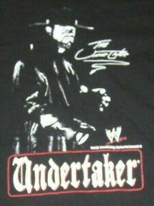 WWE Professional Wrestler THE UNDERTAKER (XL) T-Shirt