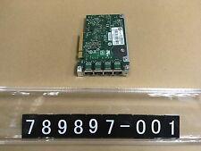 789897-001, HP Ethernet 1Gb 4-port 331FLR adapter