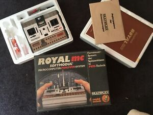 Multiplex Royal MC, alter 35 MHz Fernsteuersender