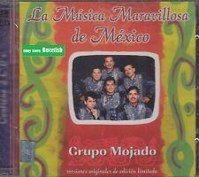 Grupo Mojado La Musica Maravillosa de Mexico CD New Nuevo Sealed