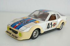 MEBETOYS 6732 8640 PORSCHE 924 RALLY EXCELLENT CONDITION