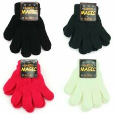 Stretchy Gloves Magic Gloves Knitted Warm Winter Kids Children