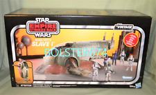 "BOBA FETT'S SLAVE 1 Star Wars Vintage Collection 3.75"" Scaled Vehicle 2020 Exc."