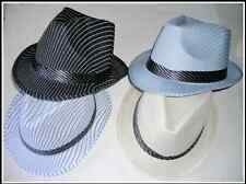 FEDORA HAT~*~12 HATS~*~FASHION DRESS UP BOY