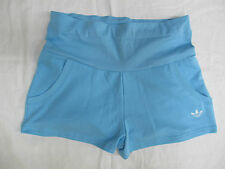 ADIDAS ORIGINALS short donna X33654 AC HOT col.CELESTE tg.44 estate 2013