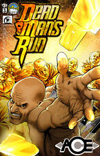 DEAD MAN'S RUN #3 - Cover A - New Bagged
