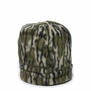 Mossy Oak Bottomland Camo Watch Cap with Cuff