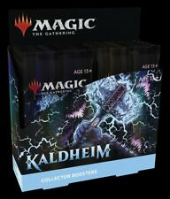 Magic The Gathering Kaldheim Collector Booster Box Pre-Order Ships Feb 5th
