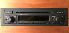 Audi A3 8P Concert CD Player Autoradio Original  8P0035186C Radio Audi