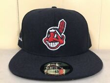Brand New New Era 7 3/4 Cleveland Indian Fitted Hat