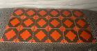 18x Vintage Ceramic Retro 1970 s Tiles H R Johnson Cristal Design England 11cm