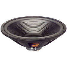 "NEW 15"" Woofer Speaker.4 ohm.Bass.Home Audio.Replacement driver.fifteen inch"