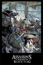 Assassin's Creed IV Black Flag Limited Edition Todd McFarlane Poster
