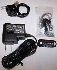 Plantronics Cs540 3 Sizes Earloop Large Medium Earbuds Power Adapter & 86007-01