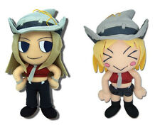 Set of 2 Great Eastern Soul Eater- Elizabeth Liz & Patricia Patty Thompson Plush