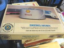 Vintage HO Scale Bachmann Kit Shell Oil Storage Tank Diesel Horn Sound.  #1435