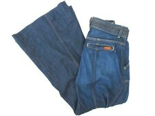 7 Seven for all Mankind Boho Belted Palazzo Wide Leg Denim Jeans