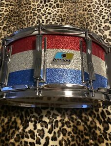 Ludwig Spirit of 76 snare drum 2013 ONLY 100 MADE 14 x 6.5