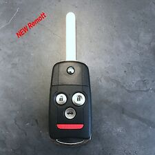 Oem 07 08 Acura Tl Flip Key Keyless Entry Remote Memory 2 Oucg8d 439h A Fits 2007