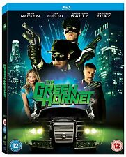 The Green Hornet [Blu-ray] [2011] [Region Free]  Brand new and sealed