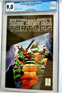 Teenage Mutant Ninja Turtles #16*CGC GRADE 9.0*STORY,COVER,& ART BY MARK MARTIN