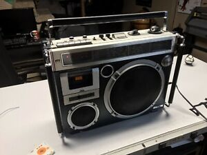JVC-550s vintage Boombox  Stereo Casstte Player