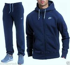 Nike Cotton Hooded Tracksuits for Men