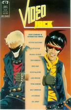 Video Jack # 6 (of 6) (Keith Giffen & Artist BONANZA) (USA, 1988)