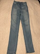 Celebrity Pink Skinny Jeans High Waisted Light Wash Color Size 3/26 Curvy Skinny