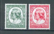 DR-3.Reich 554/5 554-555 LUXUS**POSTFRISCH 110EUR (69754