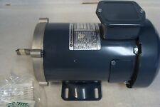 DC electric motor 5bpa56kag21a 180v 180 Volt  Free US 48 state shipping