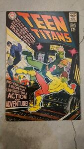 TEEN TITANS 18 VF/NM 9.0; Nick Cardy Cover, 1968