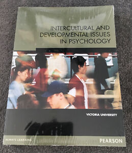 Intercultural and Developmental Issues in Psychology- Brand new in sealed plasti