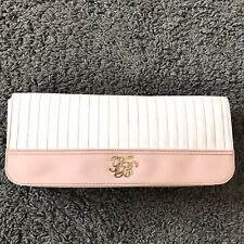 Ted Baker Patent Leather Pink Clutch Bag. RRP £69