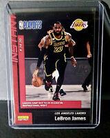 Lebron James 2019-20 Panini NBA Playoffs Instant #171 Basketball Card 1/2067