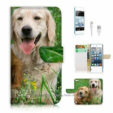 ( For iPod 5 / itouch 5 ) Flip Case Cover! P1877 Puppy Dog
