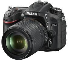 Fotocamere digitali stabilizzatori neri, con zoom ottico 5,8x