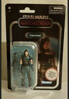 Star Wars Vintage Collection Cara Dune The Mandalorian Carbonized GINA CARANO 🔥