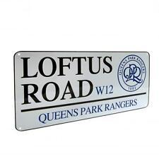 Queens Park Rangers Fc QPR Metal Street Sign RC