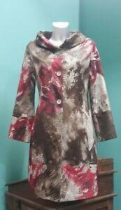 Fee G Floral Coat UK10   Ref: 1128
